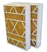 Deep Pleated Air Filter